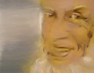 Gregg Chadwick: Study for a Portrait of Alex Eliot